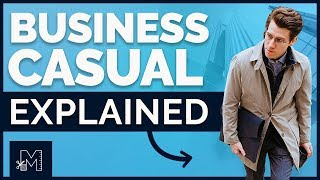 Download Business Casual for Men: Everything You Need to Know (Shoes, Jeans, History, DOs and DON'Ts) Video