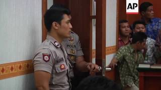 Download Indonesia sentences drug kingpin to death Video