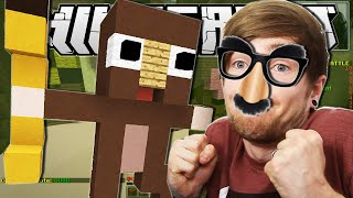 Download Minecraft | MY PERFECT DISGUISE!! | Build Battle Minigame Video