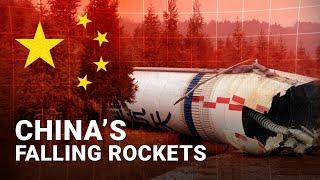 Download China's Rocket Dropping Habit Video
