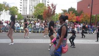 Download Sidney Lanier Poets Marching Band At The 2016 Turkey Day Classic Parade Downtown Montgomery Video