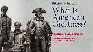 Download ″China and Russia″ - David Goldman Video