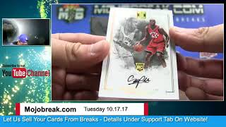 Download 10/17 - 2016-17 Panini NBA Impeccable 3 Box Case Break PYT #8 Video