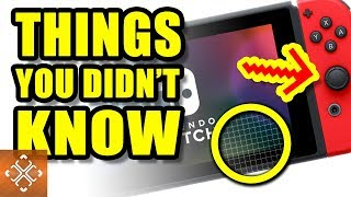 Download 10 Awesome Things You Didn't Know Your NINTENDO SWITCH Could Do Video