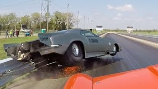 Download Camaro DESTROYED in $10,000 Grudge Race ACCIDENT! Video