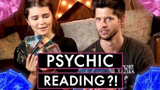 Download OLIVIA JADE AND HUNTER MARCH PSYCHIC READING?! LA Made w/ Olivia Jade Video