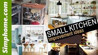 Download 20 Small Kitchen improvement idea Video