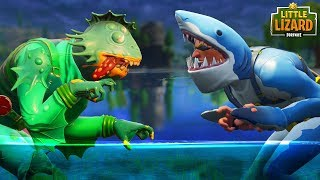 Download CHOMP SR. VS MOISTY MERMAN *SEASON 5* FORTNITE SHORT FILM Video