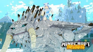 Download THE ICE QUEEN AND HER BEWILDERBEASTS   Minecraft DRAGONS w/ Little Kelly Video