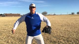 Download Baseball Outfield - Throwing Mechanics Video