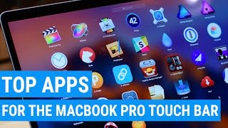 Download Here are the Best Apps for the MacBook Pro's Touch Bar Video