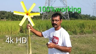 Download #freeenergy How to make wind turbine and generator || at your home 100% working|| Video