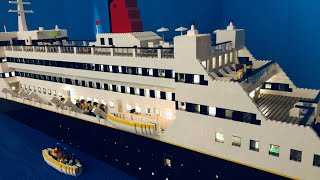 Download Lego Titanic- Modern Day Video