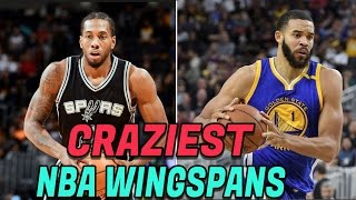 Download Top 10 CRAZIEST NBA Wingspans! NBA Freaks and Beasts! Video