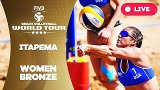 Download Itapema 4-Star - 2018 FIVB Beach Volleyball World Tour - Women Bronze Medal Match Video