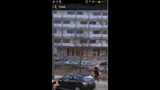 Download NAVIGON 4.5.0 Android, Google Street View in Roma (Italy) - Hamburg (Germany) - Paris (France) Video