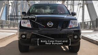 Download 2018 Nissan Frontier Midnight Edition Video