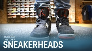 Download Meet the sneakerheads driving the massive $1 billion resale market Video