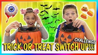 Download TRICK OR TREAT SWITCH UP CHALLENGE | We Are The Davises Video