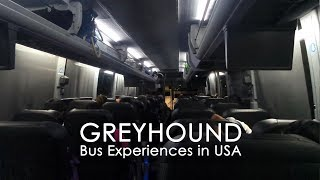 Download Greyhound Experience in USA Video