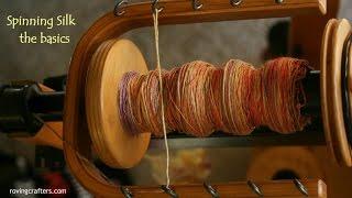 Download Handspinning Silk - the basics Video