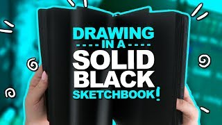 Download OMG! THIS WAS NOT EASY! | Mystery Art Box | Paletteful Packs Unboxing | Black Sketchbook Video