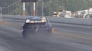 Download Mustang Wheelie Wheel Falls Off Drag Race Car Crash Video