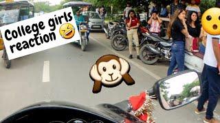 Download HAYABUSA COLLEGE GIRLS REACTION !!! Video