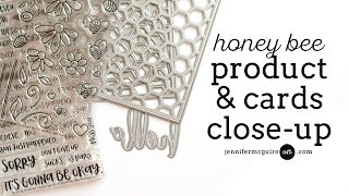 Download Product & Card Close-Up: Honey Bee Video