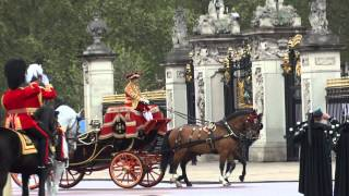 Download Palácio de Buckingham - Troca da Guarda Londres Video
