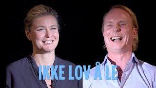 Download Ikke lov å le: Petter Pilgaard vs. Vendela Kirsebom Video