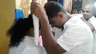 Download Katharagama Kadawara Dewalaya කතරගම කඩවර දේවාලයේදි තරුණයෙකුට කඩවර දෙවියන් ආවෙස වෙයි Video