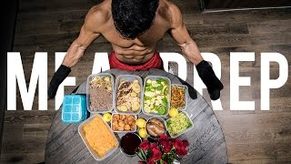 Download MEAL PREPPING with Christian Guzman Video