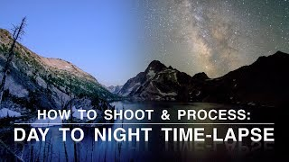 Download How to Shoot and Process a Day to Night Time-lapse | Astrophotography Tips Video