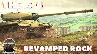 Download IS 4 REVAMPED World Of Tanks Blitz 2018 Video