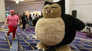Download [On Location][MAGFest 2020] Snorlax finds his groove Video