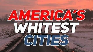 Download The 10 WHITEST CITIES in AMERICA Video