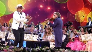 Download 2016 Andre Rieu Maastricht, Lou Bega Mambo No. 5 and Tutti Frutti Video