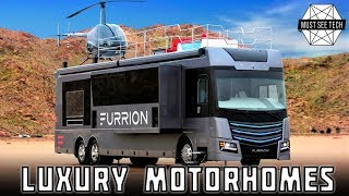 Download TOP 7 Most Luxurious Motorhomes You MUST SEE in 2019 Video