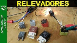Download RELEVADORES como funcionan y como probarlos Video