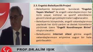 Download Prof.Dr. Alim Işık Sosyal projelerini açıkladı Video