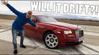 Download CAN I DRIFT A ROLLS ROYCE?! Video