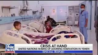 Download Jeremy Konyndyk Discusses the Yemen Humanitarian Crisis on Fox News Video