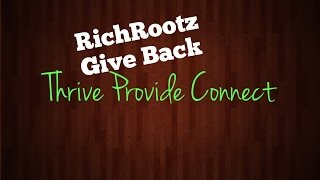 Download Rich Rootz I Giving Back BMack GrandParents Rights⏎👍🏾🎯 U make all this possible Video