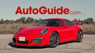Download 2014 Porsche 911 GT3 - Review Video
