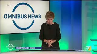 Download Omnibus News (Puntata 18/02/2018) Video