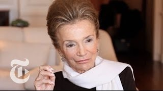 Download Lee Radziwill Interview - T Magazine | The New York Times Video