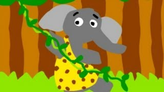 Download The Elephant Song - Cool Tunes for Kids by Eric Herman Video