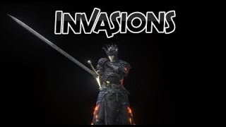 Download Dark Souls 3 Invasions - Pyro, Dark and Sorcery builds Video