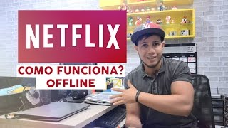 Download Como assistir offline NETFLIX (Ipad, Android e Iphone) Video